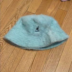 Kangol light blue hat